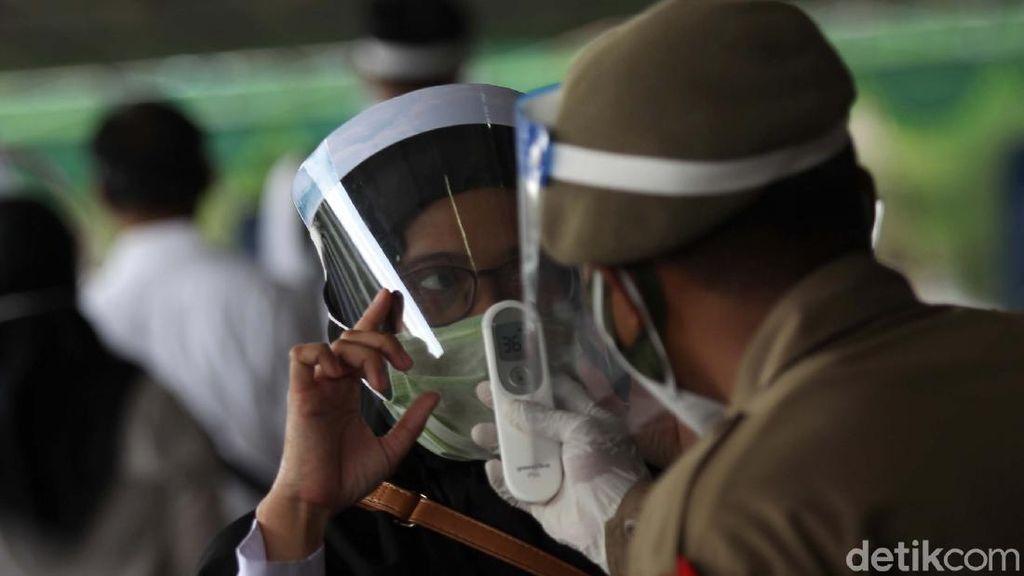 Tes CPNS di Yogyakarta Terapkan Protokol Kesehatan
