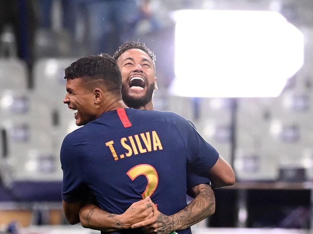 Ada Neymar di Balik Kepindahan Thiago Silva ke Chelsea