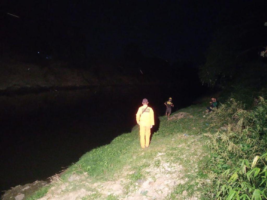 Bocah 4,5 Tahun Dilaporkan Hilang di Bengawan Solo Sragen