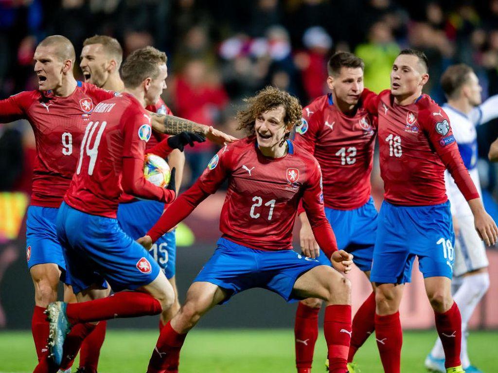 UEFA Nations League: Ceko Jadi Lawan Skotlandia, Turunkan Tim Muda