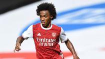 Arsenal Larang Willian Latihan Setelah Liburan ke Dubai Bertemu Salt Bae