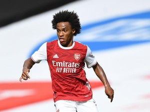Willian Frustrasi di Arsenal