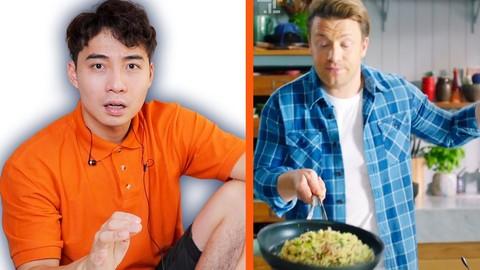 Youtuber ini kritik cara jamie oliver masak nasi goreng 2