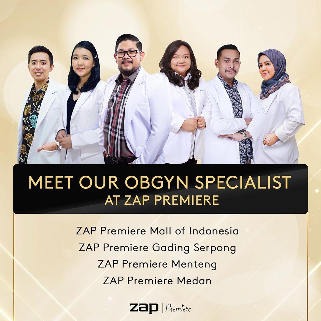 ZAP Clinic dokter spesialis obgin