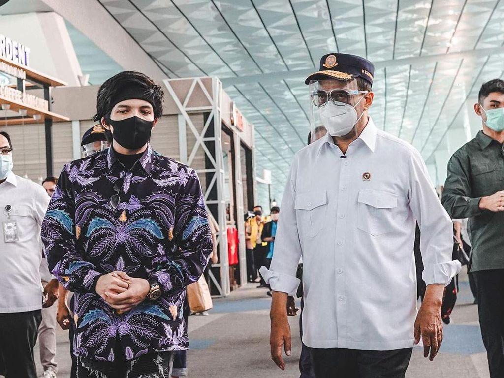 Kata Desainer Soal Kontroversi Batik dan Jeans Belel Atta Halilintar