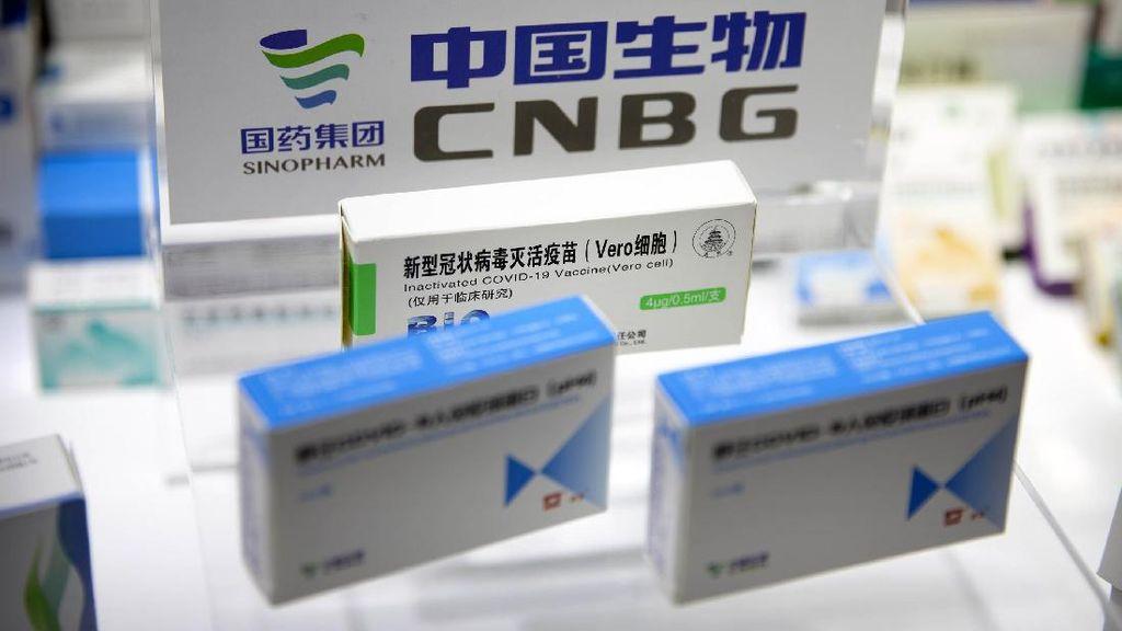 Ini Dia Vaksin Corona Buatan China