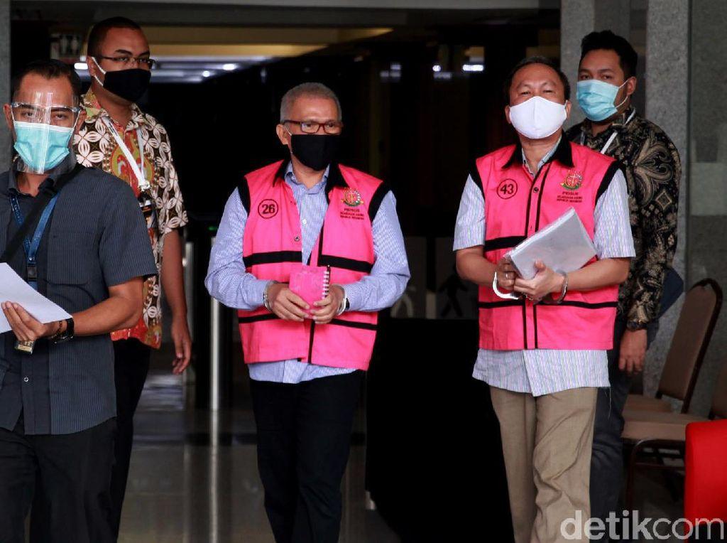 Kejagung Periksa Dua Tersangka Korupsi Danareksa di KPK