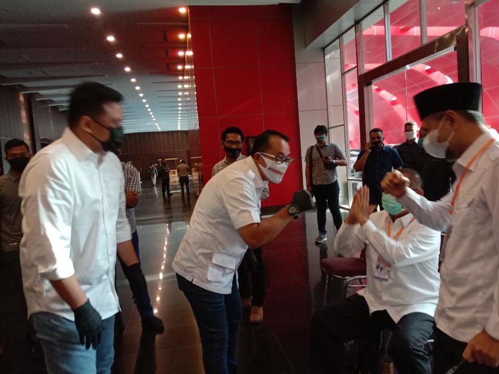 Jumpa Akhyar, Bobby Minta Izin Jadi Lawan Tanding di Pilkada Medan