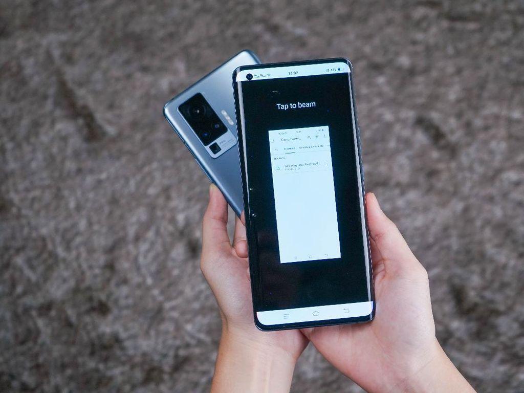 Fitur NFC di Vivo X50 Series Multifungsi, Apa Saja Kebolehannya?