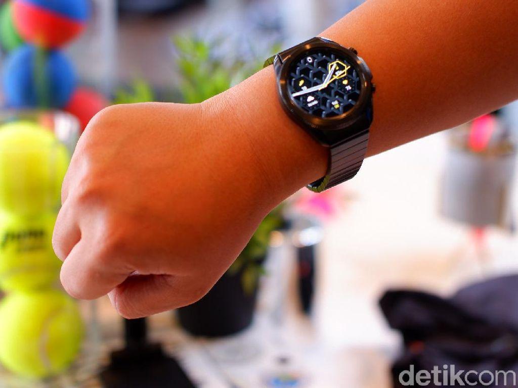 Smartwatch Bantu Jaga Kesehatan Fisik dan Mental Saat Pandemi