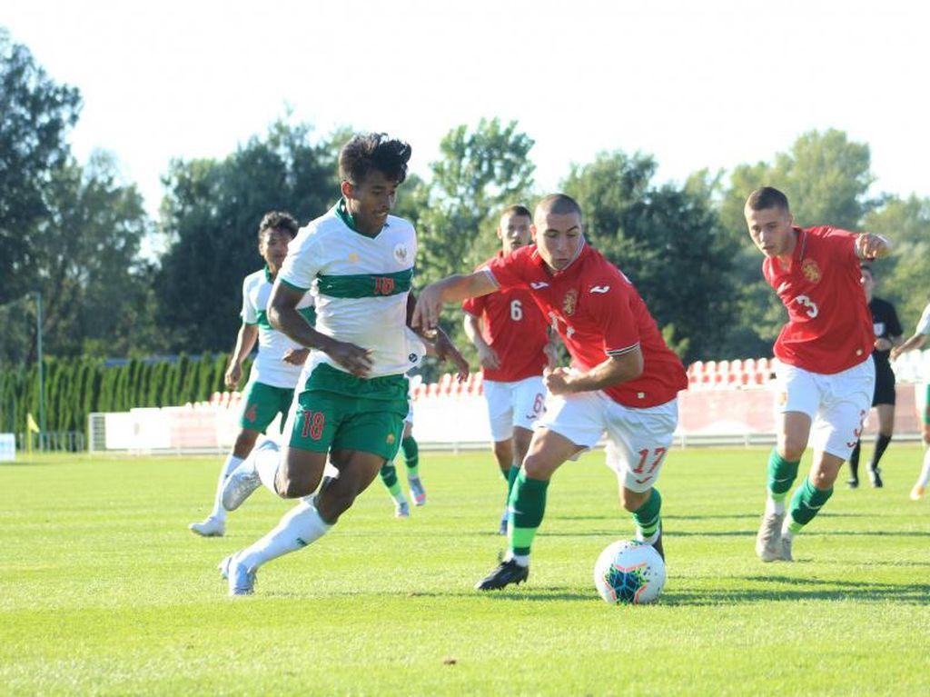 Gol Semata Wayang Timnas Indonesia U-19 Saat Dicukur Kroasia 7-1