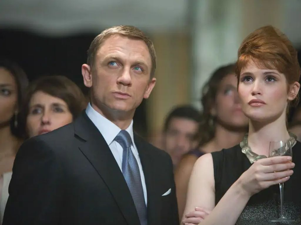 Geger James Bond Versi Polandia