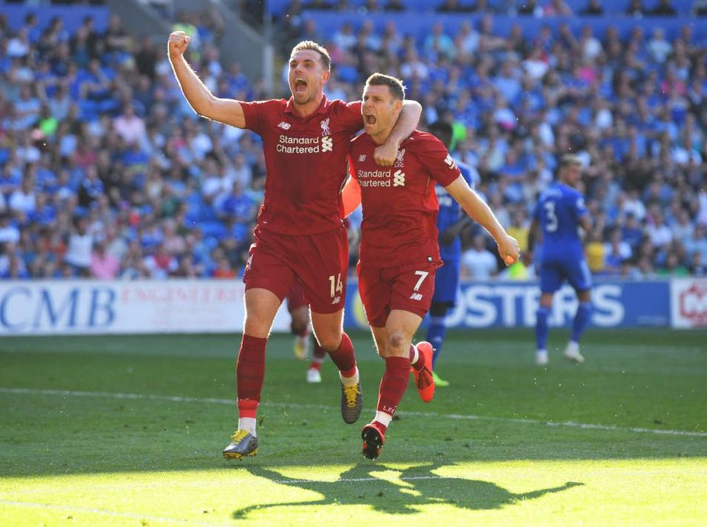 3 Pemain Ini, Kunci Liverpool Pertahankan Juara Liga Inggris