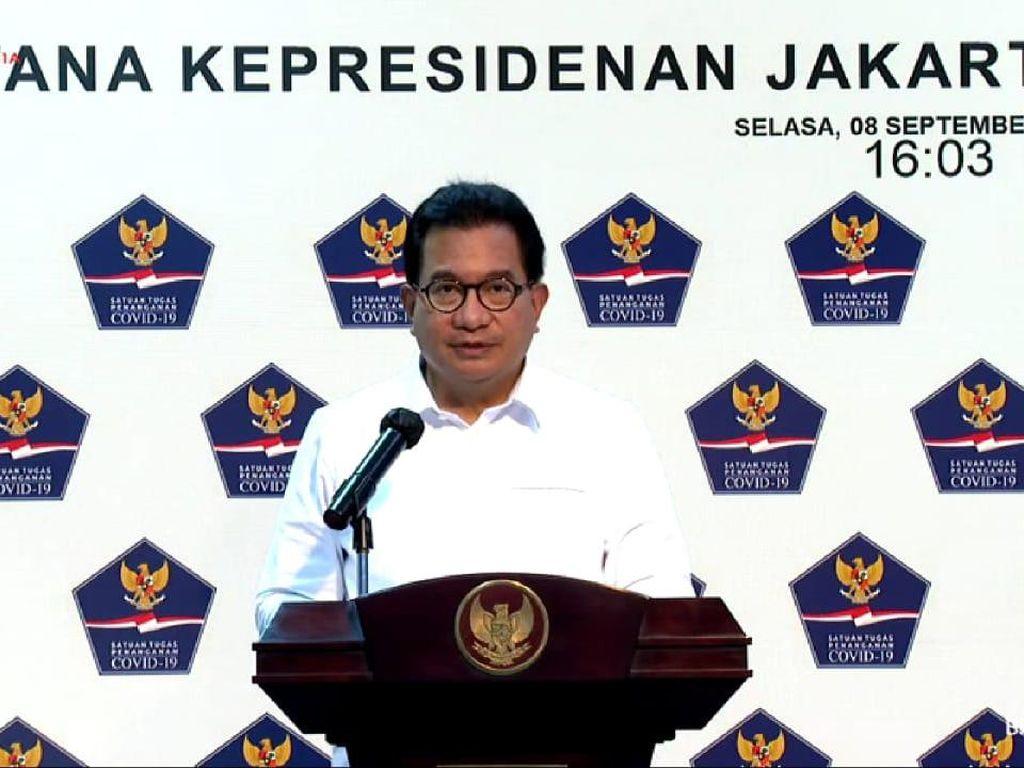 Satgas Nasional Ungkap Persoalan Pendataan Okupansi RS di Jakarta