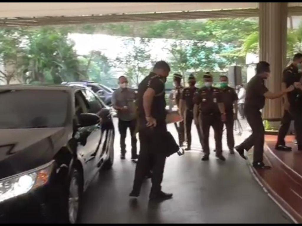 KPK-Komjak Merapat Ke Kejagung Lakukan Gelar Perkara Kasus Pinangki