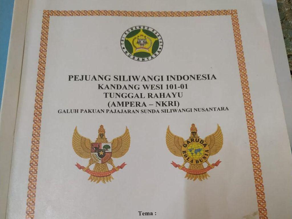 Pimpinan MPR Desak Polri Usut Aksi Paguyuban Garut Ubah Lambang Pancasila