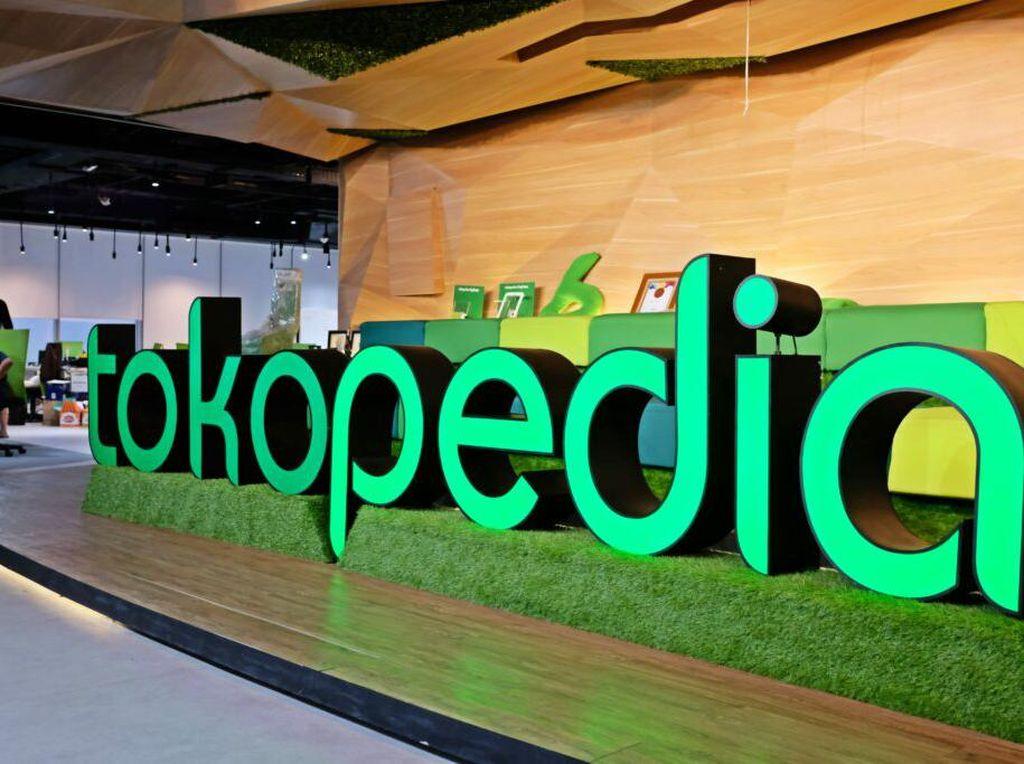 Google Tanam Investasi di Ladang Tokopedia