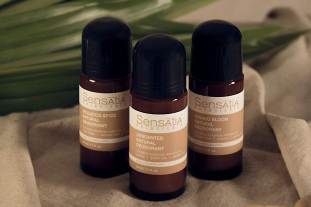 pakai deodoran dapat menjaga tubuh harum sepanjang hari