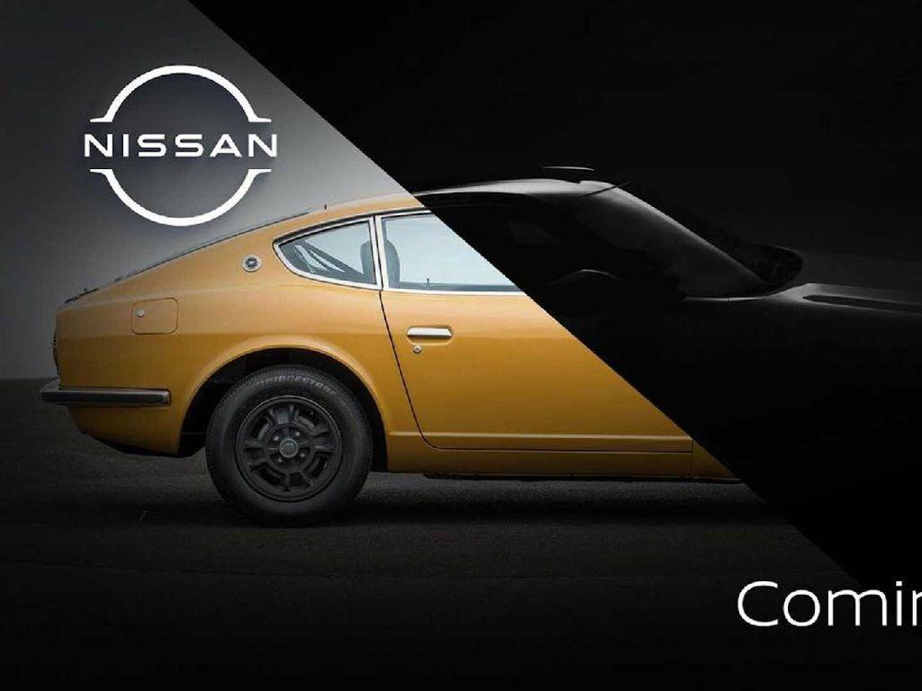 Nissan Akan Luncurkan Mobil Baru Bergaya Retro