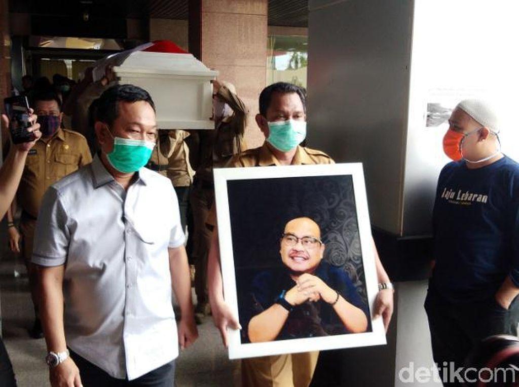 Geger Legislator Sulsel Meninggal Mendadak di Rapat Banggar