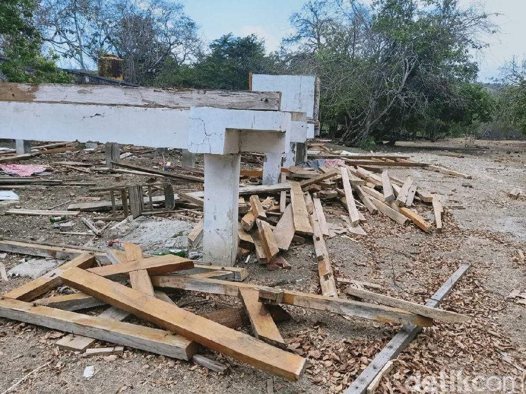 Tim Arsitek Pulau Rinca: Pembangunan di Zona yang Sudah Ada