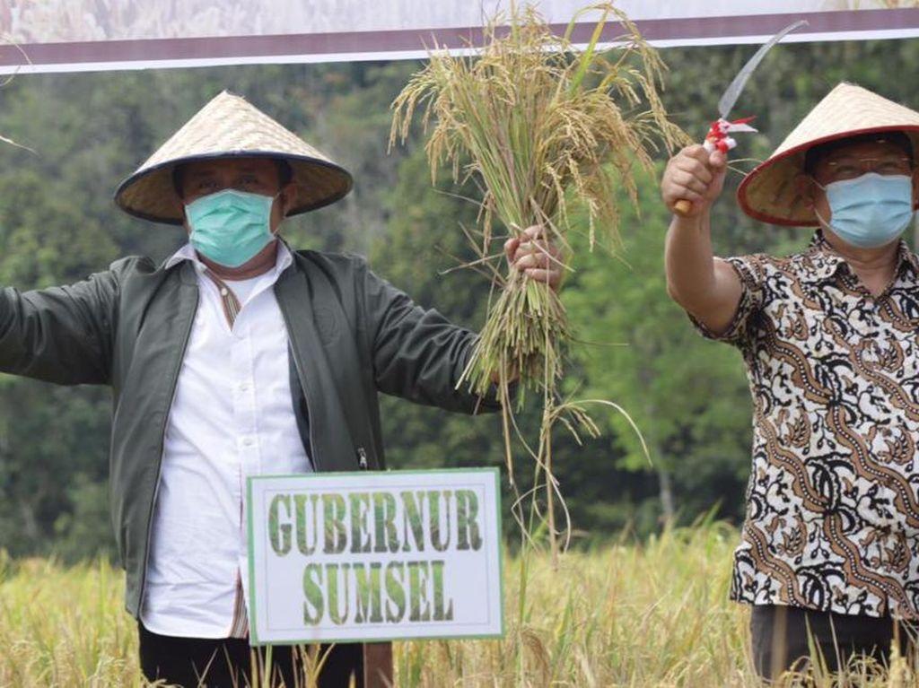 Gubernur Sumsel Siapkan OKU sebagai Pendukung Lumbung Pangan Nasional