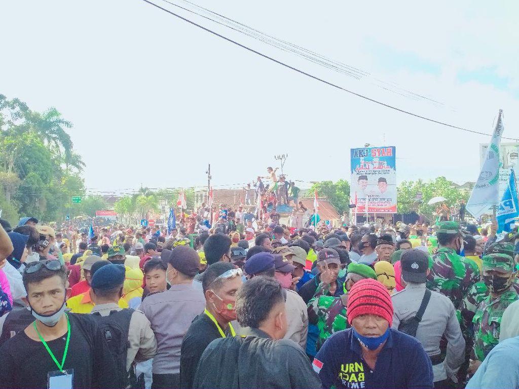 Bawaslu: Pengumuman Penetapan Paslon Pilkada Potensi Ada Kerumunan Lagi