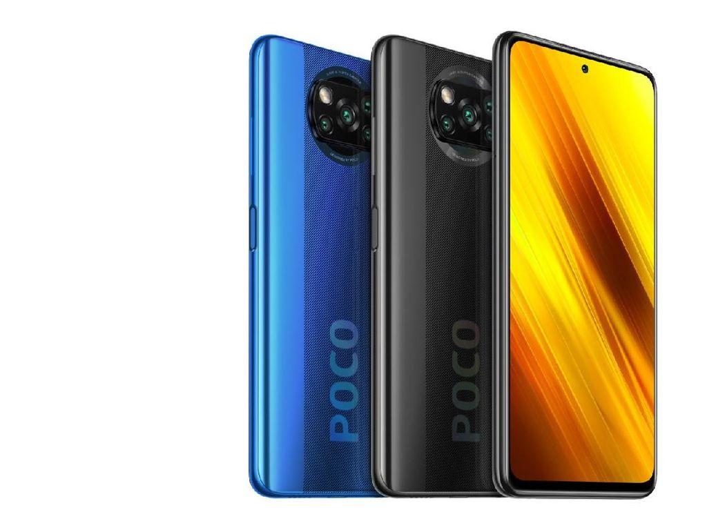 Poco X3 NFC 2020: Ini Spesifikasi, Harga, dan Desainnya