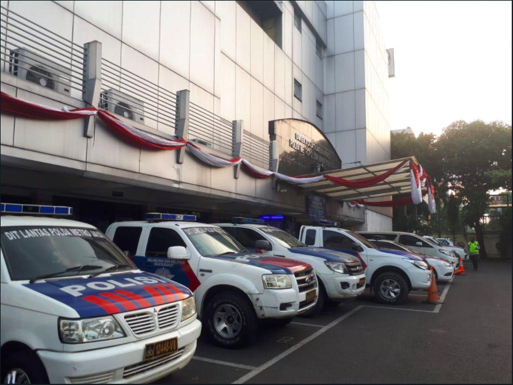 Posko E-TLE Tidak Beroperasi 3 Hari Akibat Maintenance