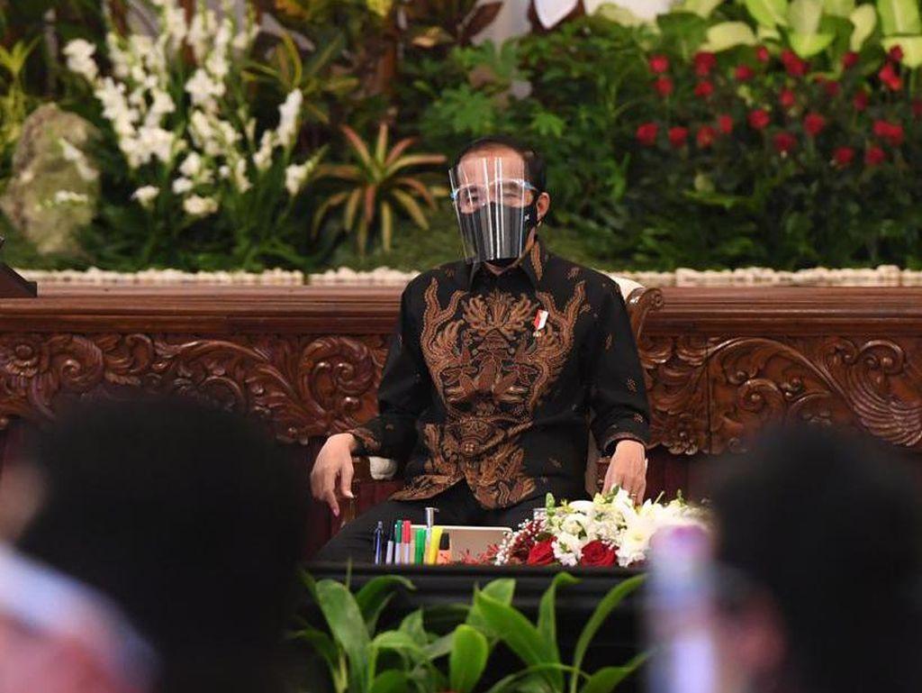 Jokowi: Jangan Biarkan Penggunaan Politik SARA di Pilkada!