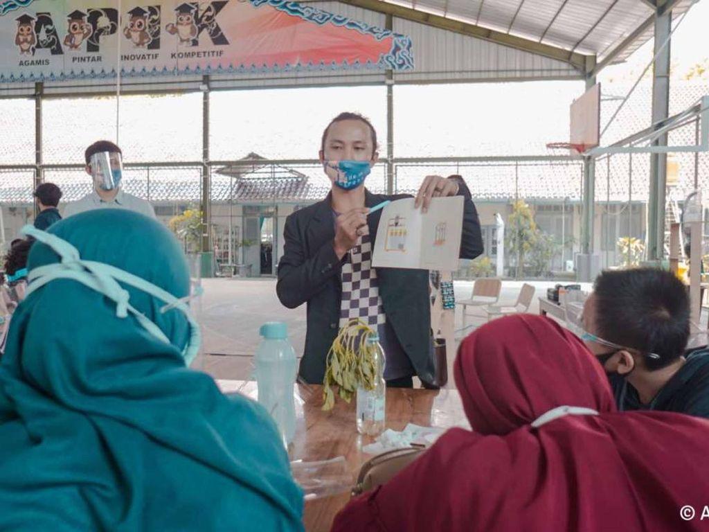 Pertukaran Seni Budaya Korea-Indonesia Tetap Digelar di Cirebon saat Pandemi