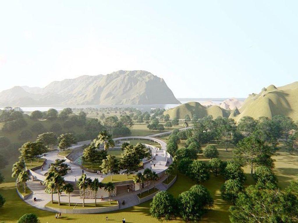 Pembangunan Pulau Rinca yang Kontroversial Sudah Dimulai