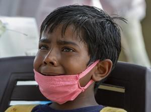 Tertinggi di Asia, Sejak Kapan India Mengalami Lonjakan Kasus COVID-19?