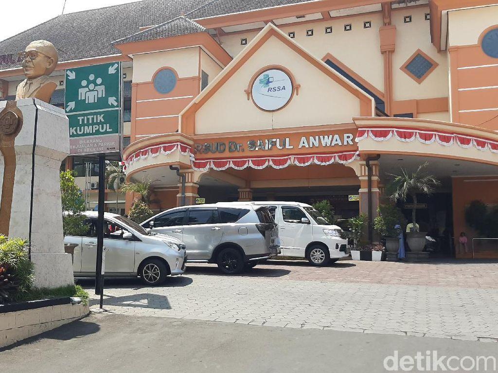 5 Paslon Pilkada Tes Kesehatan Tahap Kedua di RSSA Malang