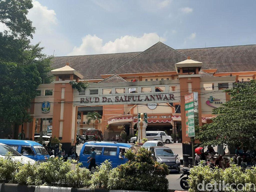 8 Paslon Pilkada Jalani Tes Kesehatan di RSSA Malang