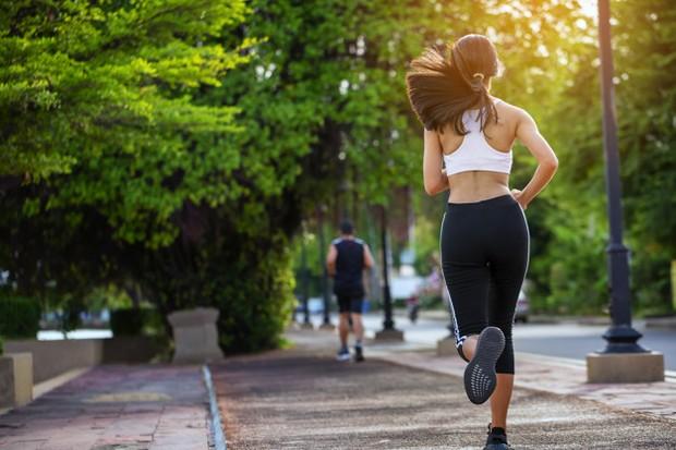 Berlari setidaknya satu menit sehari bisa menjaga kesehatan tulang 4% lebih baik dibandingkan dengan berlari kurang dari satu menit.