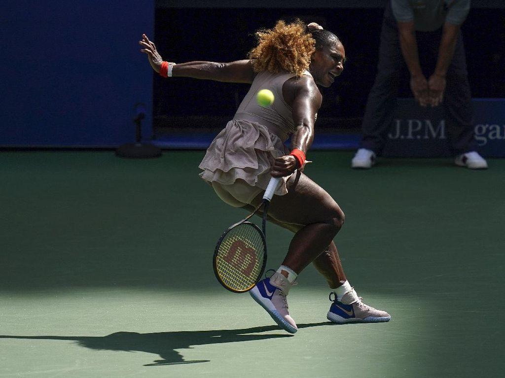 AS Terbuka: Serena Melangkah ke Perempatfinal