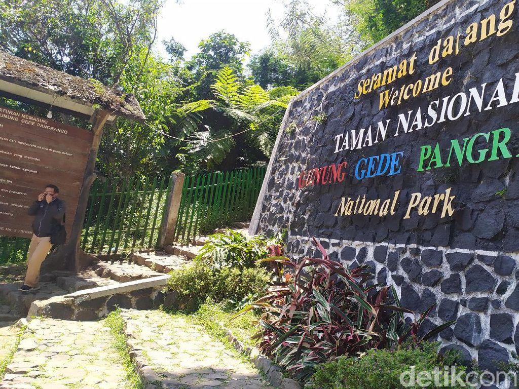 Gunung Gede Pangrango Buka Gerbang Pendakian Lagi 12 Desember