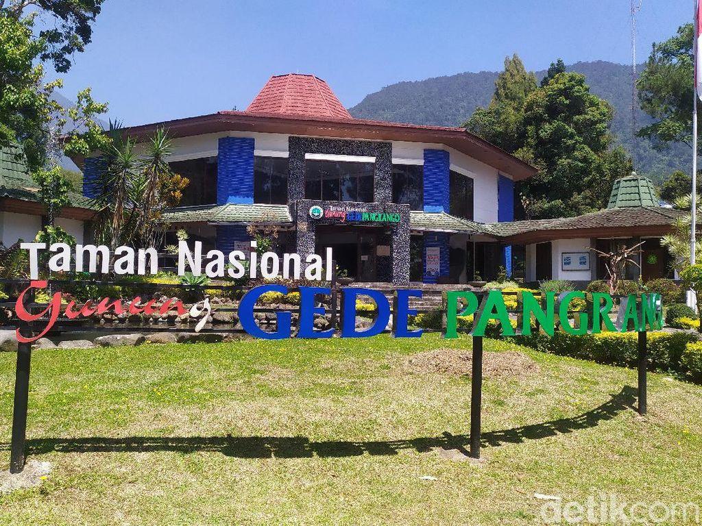 Dear Pendaki, Pendakian TN Gunung Gede Pangrango Dibuka Lagi