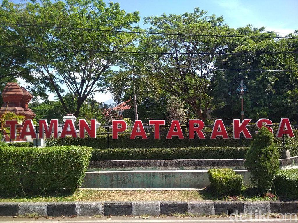 Revitalisasi Taman Pataraksa Cirebon Ditunda Imbas Pandemi COVID-19