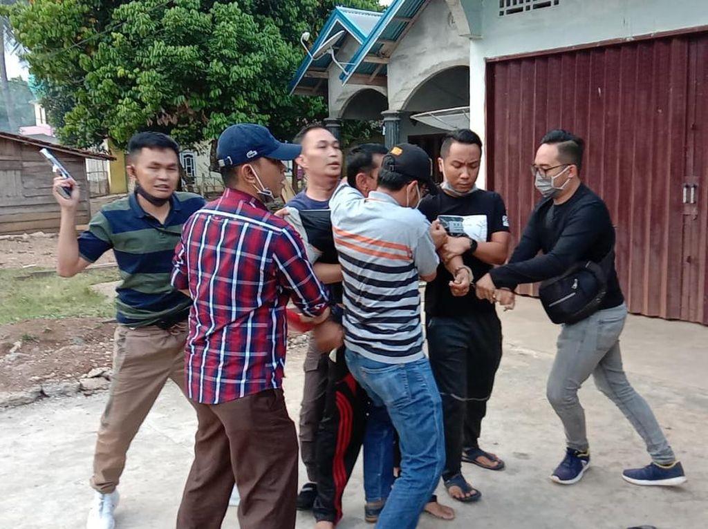 Buron 4 Tahun, DPO Dana Hibah KPU untuk Pilwalko Jambi 2013 Ditangkap