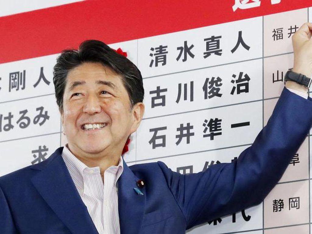 Tiga Kandidat PM Jepang Mulai Berkampanye Hari Ini