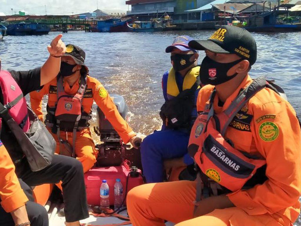 Sempat Hilang, 1 Korban Speedboat Terbakar di Kalbar Ditemukan