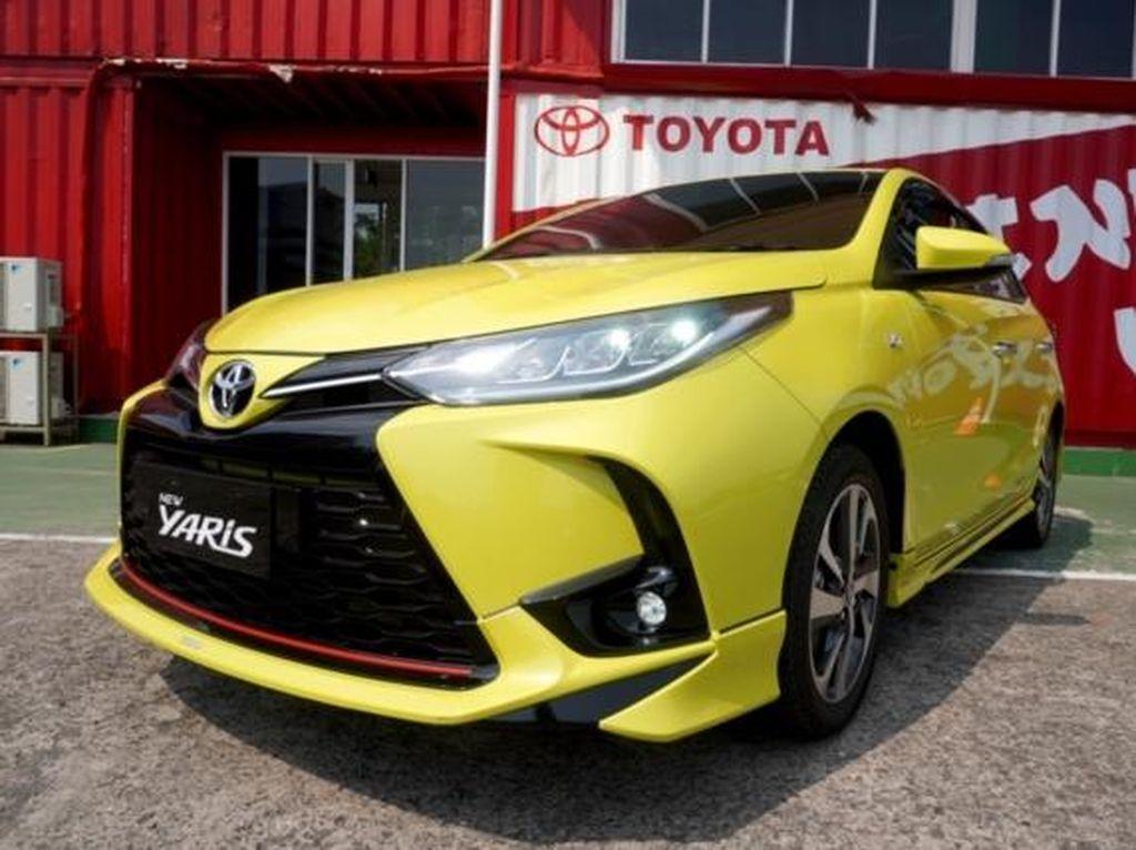 Spesifikasi Toyota Yaris Terbaru di RI: Tampang Tak Lagi Joker, Varian, dan Harga
