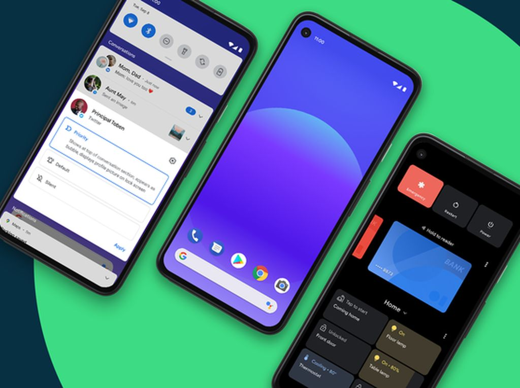 Android 11 Dirilis, Ini Deretan HP yang Mulai Mencicipi