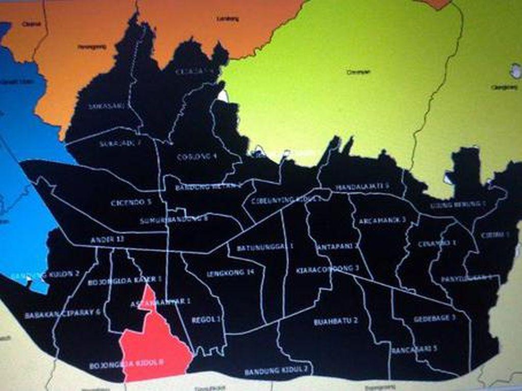 Heboh Bandung Zona Hitam, Pemkot: Tak Seperti Itu
