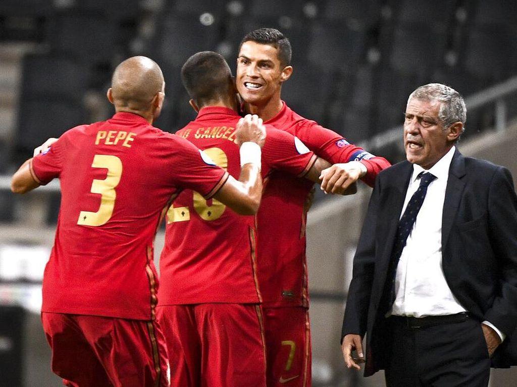 Ronaldo Selalu Ada Kapanpun Portugal Butuh