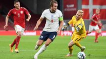 Video: Denmark Imbangi Inggris di UEFA Nations League