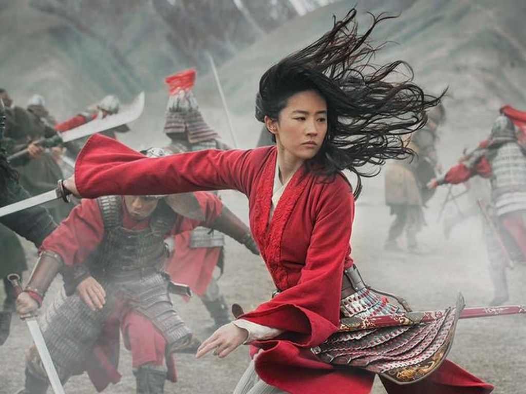 Film Mulan Dikritik Soal Uighur, Disney pun Bersuara