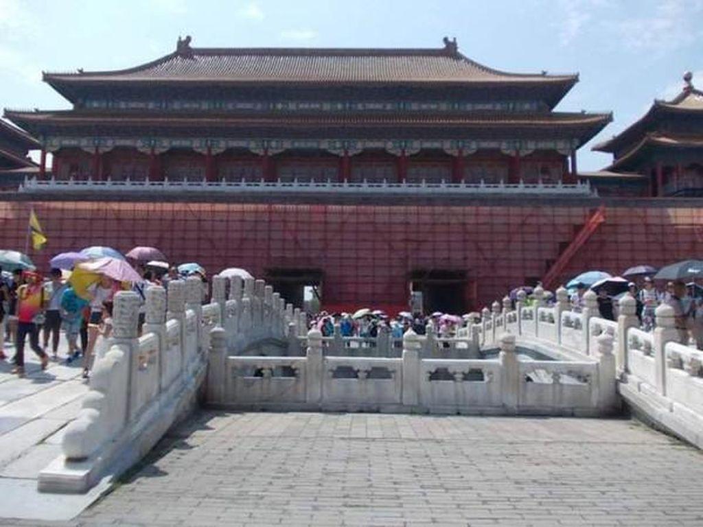 Ramainya Forbidden City Sebelum Pandemi